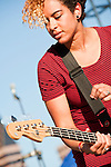 The Thermals at Fun Fun Fun Fest at Auditorium Shores, Austin Texas, November 4, 2011.