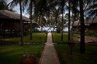 Coco Beach Resort on Mui Ne.