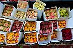 Colombia, Bogota, Paloquemao Flower Market, Roses For Sale