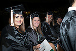 College of Business students participate in fall commencement . Photo by Ben Siegel