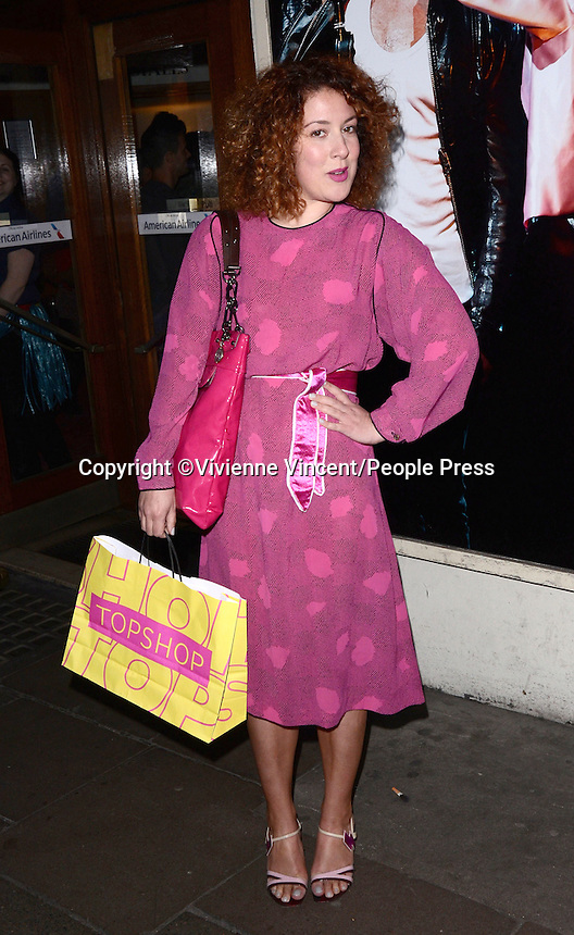 &quot;Cool Rider&quot; Press Night at the Duchess Theatre, Catherine Street, London April 16th 2014<br /> <br /> Photo by Vivienne Vincent