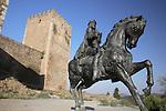 Castle and Monument of Ibn Qasi, Mertola, Alentejo, Portugal