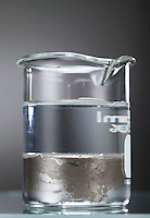 DENSITY OF MERCURY AND WATER COMPARED<br />