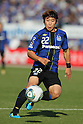 Lee Keun-Ho (Gamba), NOVEMBER 26, 2011 - Football / Soccer : 2011 J.LEAGUE Division 1 between Gamba Osaka 1-0 Vegalta Sendai at Expo'70 Commemorative Stadium, Osaka, Japan. (Photo by Akihiro Sugimoto/AFLO SPORT) [1080]