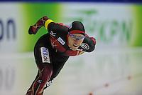 SCHAATSEN: HEERENVEEN: 13-12-2014, IJsstadion Thialf, ISU World Cup Speedskating, Alexej  Baumgärtner (GER), ©foto Martin de Jong