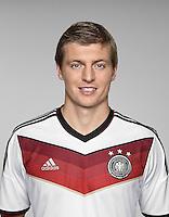 FUSSBALL   PORTRAIT TERMIN DEUTSCHE NATIONALMANNSCHAFT 24.05.2014 Toni Kroos (Deutschland)