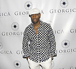 Actor Valence Thomas attends Angel Wings Foundation Dinner & Silent Auction Hosted by Founder Jessica White at GEORGICA RESTAURANT & LOUNGE, Wainscott-East Hampton, 5/30/10