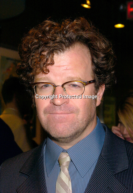 """Kenneth Lonnergan ..at the New York Premiere of """"ps"""" on October 12, 2004 ..at the Clearview Chelsea West. ..Photo by Robin Platzer, Twin Images"""
