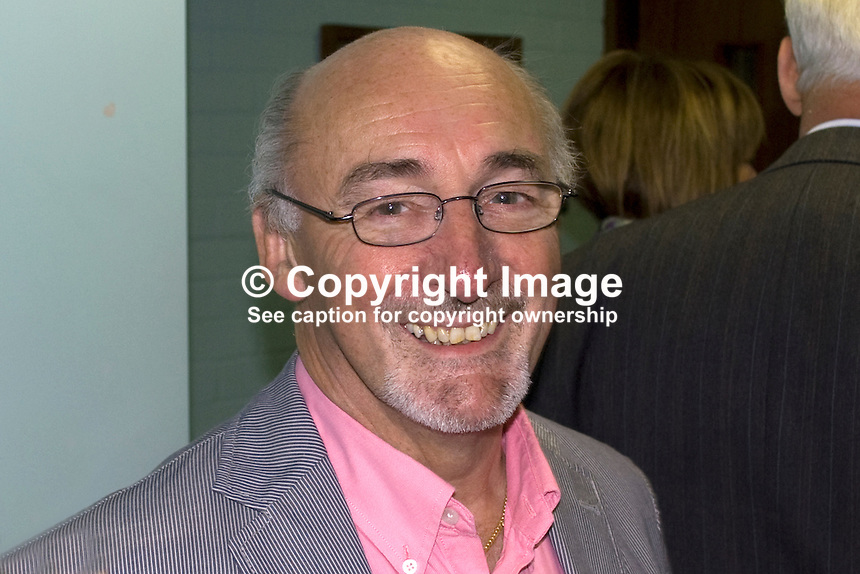Wilfie Pyper, Belfast Operatic Company, N Ireland, UK, producer, director, musicals, dramas, 200907092827..Copyright Image from Victor Patterson, 54 Dorchester Park, Belfast, UK, BT9 6RJ..Tel: +44 28 9066 1296.Mob: +44 7802 353836.Voicemail +44 20 8816 7153.Skype: victorpattersonbelfast.Email: victorpatterson@mac.com.Email: victorpatterson@ireland.com (back-up)..IMPORTANT: If you wish to use this image or any other of my images please go to www.victorpatterson.com and click on the Terms & Conditions. Then contact me by email or phone with the reference number(s) of the image(s) concerned.