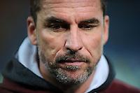FUSSBALL   1. BUNDESLIGA   SAISON 2011/2012    11. SPIELTAG Hamburger SV - 1. FC Kaiserslautern                          30.10.2011 Trainer Marco KURZ (1. FC Kaiserslautern)