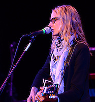 Aimee Mann and friends perform in the 2013 Portsmouth Singer Songwriter Festival at The Music Hall in Portsmouth, NH