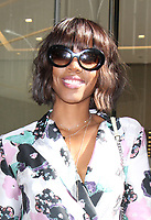 NEW YORK, NY - APRIL 11: Kelly Rowland seen at SiriusXM Studios in New York City on April 11, 2017. Credit: RW/MediaPunch