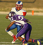 Kashmere vs Wheatley 2011 H.S. Football