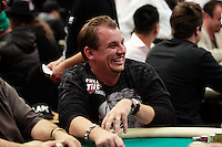 28 February 2009: Pro Player Chip Jeff in action during the 7th Annual WPT World Poker Tour Invitational at the Commerce Casino in Los Angeles, CA. Players compete for poker glory and a  piece of the $200,000 prize pool. Celebrity and Pro card players in action.