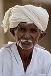 A man in the Punjab region of Pakistan....