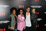 "Rhonda Ross,Diana Ross,Evan Ross and Ashlee Simpson Attend VH1 Original Movie ""CrazySexyCool: The TLC Story"" Red Carpet Premiere Held at AMC Loews Lincoln Square, NY"
