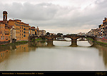 Ponte Santa Trinita World's Oldest Elliptical Arch Bridge Ammannati 1569 Florence