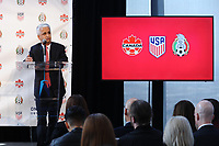 2026 FIFA World Cup Joint Bid, April 10, 2017