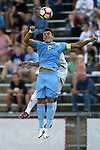 23 September 2016: North Carolina's Colton Storm. The University of North Carolina Tar Heels hosted the Boston College Eagles in Chapel Hill, North Carolina in a 2016 NCAA Division I Men's Soccer match. UNC won the game 5-0.