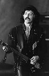 Black Sabbath 1985 Tony Iommi.© Chris Walter..