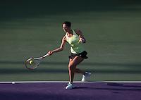 ANDREA PETKOVIC (GER)<br /> <br /> Tennis - Sony Open - ATP-WTA -  Miami -  2014  - USA  -  19 March 2014. <br /> <br /> &copy; AMN IMAGES