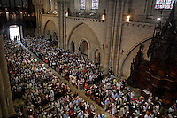 Priests ordinations, June 27th, Angers , France