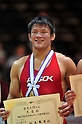 Atsushi Matsumoto, DECEMBER 21, 2011 - Wrestling : All Japan Wrestling Championship Men's Free Style -84kg Final at 2nd Yoyogi Gymnasium, Tokyo, Japan. (Photo by Jun Tsukida/AFLO SPORT) [0003]