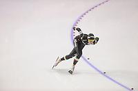 SCHAATSEN: CALGARY: Olympic Oval, 09-11-2013, Essent ISU World Cup, 1500m, Francesca Bettrone (ITA), ©foto Martin de Jong