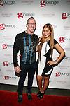 G Lounge's Michael McGrail and Gigi Lopez ATTEND OXYGEN'S BAD GIRLS CLUB MIAMI SEASON FINALE RED CARPET EVENT