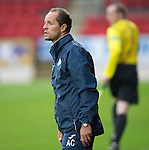 St Johnstone v Turriff Utd FC.. 02.08.16  IRN-BRU CUP 1st Round  <br />U20&rsquo;s coach Alec Cleland<br />Picture by Graeme Hart.<br />Copyright Perthshire Picture Agency<br />Tel: 01738 623350  Mobile: 07990 594431