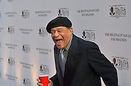 "Washington, DC - April 12, 2012: Grammy award winning jazz singer Al Jarreau attends the grand re-opening of the historic Howard Theater in the District of Columbia. Jarreau is best know for his 1981 ""We're In This Love Together.""  (Photo by Don Baxter/Media Images International)"