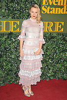 Emily Berrington at the London Evening Standard Theatre Awards 2016, The Old Vic, The Cut, London, England, UK, on Sunday 13 November 2016. <br /> CAP/CAN<br /> &copy;CAN/Capital Pictures /MediaPunch ***NORTH AND SOUTH AMERICAS ONLY***