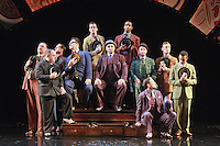 AUG 19 Chichester Festival Theatre production of Guys & Dolls