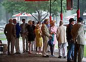 Saratoga - July 30 - Kiser Novice Stakes - random shot/race cancelled