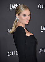 LOS ANGELES, CA. October 29, 2016: Model/actress Kate Upton at the 2016 LACMA Art+Film Gala at the Los Angeles County Museum of Art.<br /> Picture: Paul Smith/Featureflash/SilverHub 0208 004 5359/ 07711 972644 Editors@silverhubmedia.com