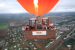 20100830 August 30 Cairns Hot Air Ballooning