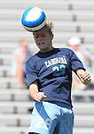 23 September 2007: North Carolina's Betsy Frederick. The University of North Carolina Tar Heels defeated the University of San Francisco Dons 2-0 at Koskinen Stadium in Durham, North Carolina in an NCAA Division I Women's Soccer game, and part of the annual Duke Adidas Classic tournament.