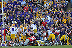 Ole Miss vs. LSU running back Spencer Ware (11) scores at Tiger Stadium in Baton Rouge, La. on Saturday, November 17, 2012.....