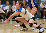 2013 girls volleyball: Los Altos High School vs. Mitty in CIF Final
