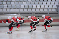 KIA Speed Skating Academy Inzell 110213