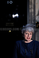18.04.2017 - Theresa May's Mysterious Statement: Snap General Election On The 8 June
