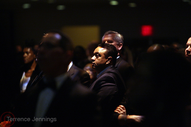 New York, NY- MARCH 1:  Audience at the UNCF &quot; A Mind is &quot; Gala held at the Marriott Marquis Hotel on March 1, 2012 in New York City. Photo Credit: Terrence Jennings