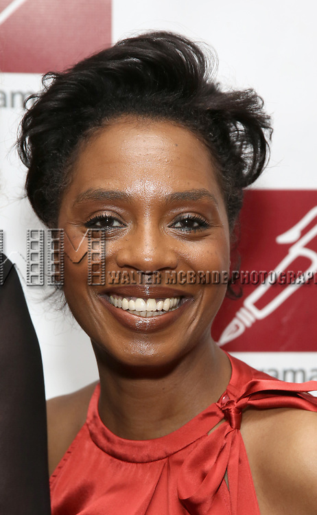 Michelle Wilson attends The New Dramatists' 68th Annual Spring Luncheon at the Marriott Marquis on May 16, 2017 in New York City.