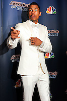 NEW YORK CITY, NY, USA - SEPTEMBER 17: Nick Cannon attends the 'America's Got Talent' Season 9 Finale held at the Radio City Music Hall on September 17, 2014 in New York City, New York, United States. (Photo by Celebrity Monitor)
