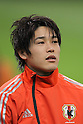 Atsuto Uchida (JPN), .FEBRUARY 29, 2012 - Football / Soccer : 2014 FIFA World Cup Asian Qualifiers Third round Group C match between Japan 0-1 Uzbekistan at Toyota Stadium in Aichi, Japan. (Photo by Akihiro Sugimoto/AFLO SPORT) [1080]
