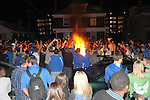 UK fans after the UK loss to UConn on State Street in Lexington, Ky., on 4/2/11. . Photo by Mike Weaver | Staff