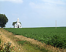 Rural Church.Utica, Nebraska