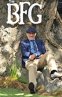Steven Spielberg at the &quot;The BFG&quot; UK film premiere, Odeon Leicester Square cinema, Leicester Square, London, England, UK, on Sunday 17 July 2016.<br /> CAP/CAN<br /> &copy;CAN/Capital Pictures /MediaPunch ***NORTH AND SOUTH AMERICAS ONLY***