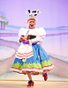 Jack and the Beanstalk <br /> by Susie McKenna with music by Steven Edis <br /> at the Hackney Empire, London, Great Britain <br /> press photocall <br /> 25th November 2015  <br /> <br /> Clive Rowe as Dame Daisy Trott<br /> <br /> <br /> <br /> <br /> Photograph by Elliott Franks <br /> Image licensed to Elliott Franks Photography Services