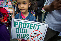 Mother's Day march against gun violence